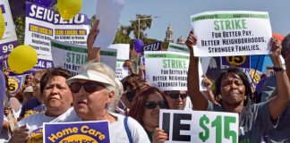 Minimum wage measures on the ballot in 5 states on November 8