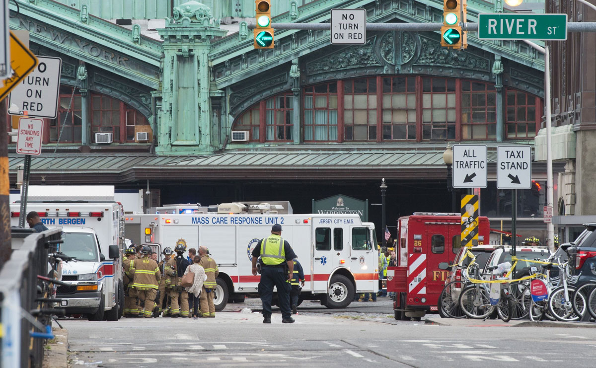 Engineer in New Jersey Train Wreck Diagnosed with Sleep Disorder