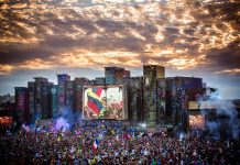 The Electronic Dance Music Revolution Keep Spiraling up