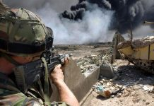 Booby Traps and Toxic Smoke: Capping Oil Wells in Iraq