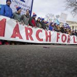 Anti-Abortion March Triumphantly Draws Thousands in Washington