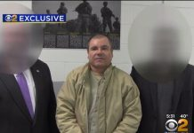El Chapo is Hauled Off to a Jail that Has Held Terrorists
