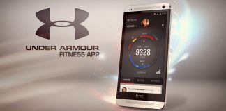 Enhanced Under Armour Fitness Apps