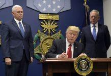 Trump Orders Strict New Refugee Screening