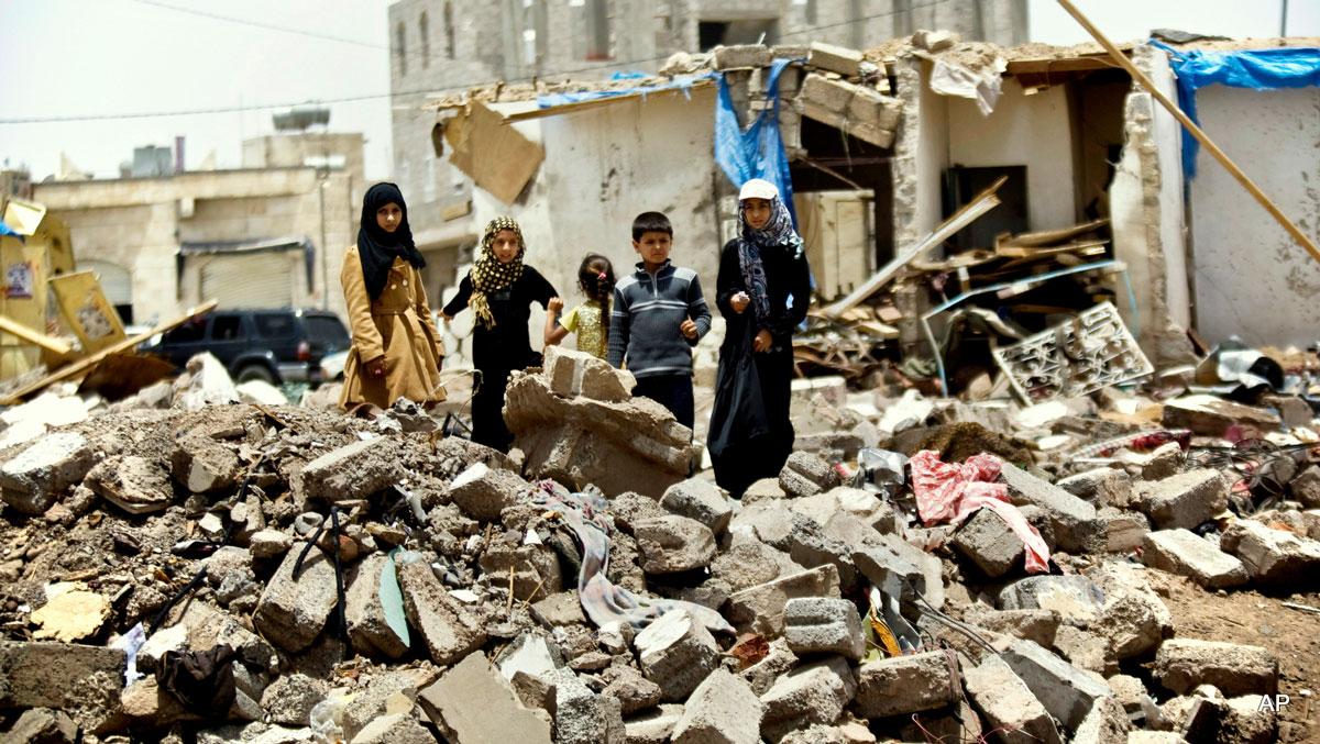 Yemen Crisis: Who is Fighting Whom