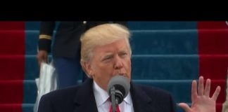 Trump Addressed Echoed Familiar, Dubious Themes at Inaugural Speech