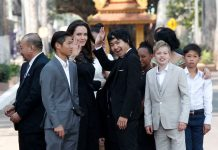 Angelina Jolie on Cambodia, Politics and a 'Difficult Year'