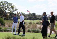Donald Trump's Golf Hobby Under Scrutiny with Clinton Tweet