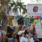 Thousands Protest Against Trump's Immigration Order