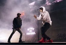 'No Favors', Heated Verses by Eminem in Collaboration with Big Sean