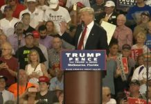 Donald Trump Savages Media at Florida Rally Again