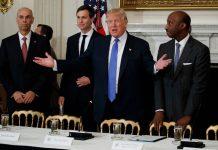 Trump Met US Factory CEOs About Jobs