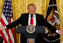 Trump Ripped the Press Today in Unprecedented Fashion for a President
