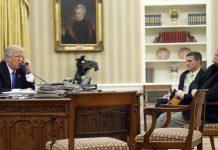 Trump's Telephone Un-Diplomacy
