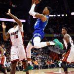 Tyler Johnson Leads Resurgent Heat Past Hawks, 108-90