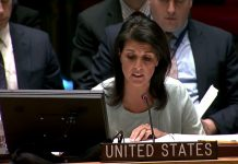 US Condemns Russia's Aggressive Actions in Eastern Ukraine