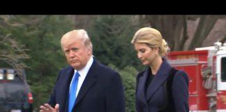 Trump Makes Unannounced Trip to Honor Fallen Navy
