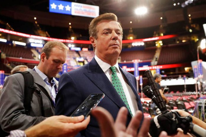 Before Trump Job, Manafort Worked to Aid Putin