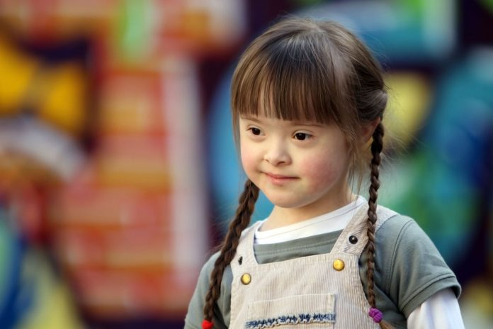 People with Down Syndrome on World Down Syndrome Day