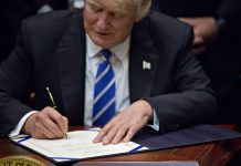 Trump Signs Order Undoing Obama Climate Change Policies
