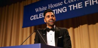 Hasan Minhaj: Who tweets at 3am sober