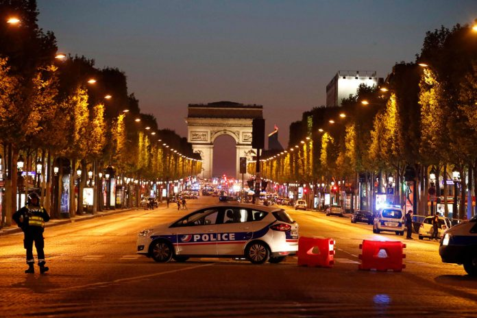 Paris' Champs-Elysees: A wide Boulevard With a Long History
