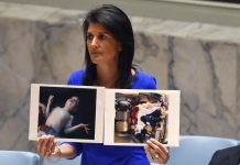 Pressure Builds on Syria's Assad After Chemical Attack