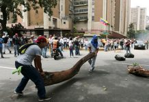 Three Killed at Anti-Government Protests in Venezuela
