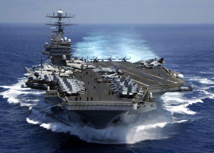US Deploys Navy Strike Group to Korean Peninsula
