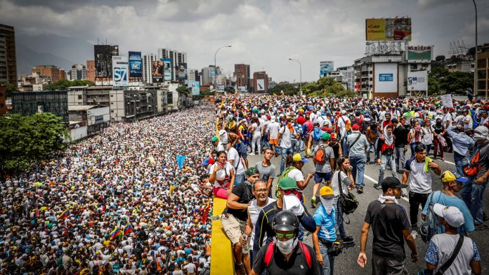 Venezuela Opposition Plans More Protests