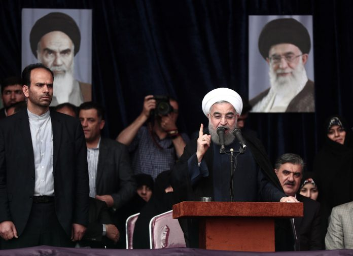 Iran's President Hassan Rouhani Secures Second Term