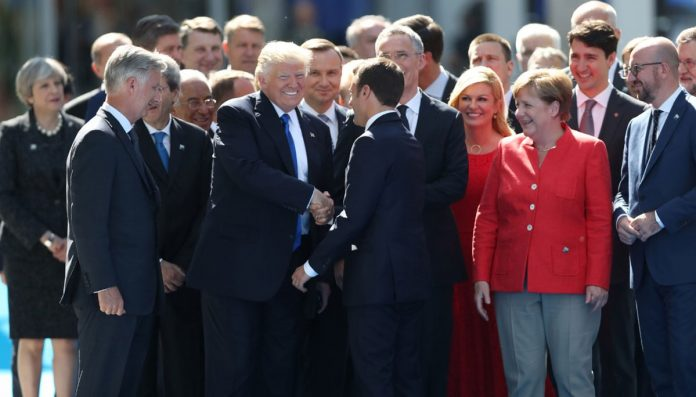 Trump's First Foreign Trip as US President