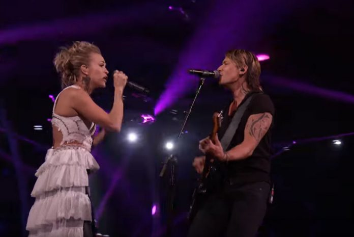 Keith Urban Wins Big at CMT Music Awards, Carrie Underwood Makes History