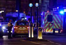 incidents on London Bridge