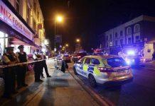 Vehicle Hits Pedestrians Near London Mosque