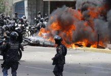 Deadly Protests Mar Venezuela Ballot