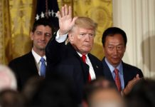 Foxconn Will Build a $10 Billion Factory in Wisconsin