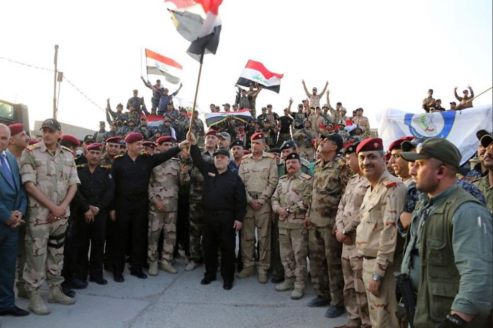 Iraq Declares 'Total Victory' over the Islamic State Group in Mosul