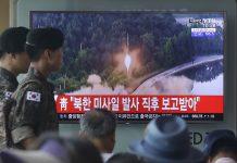 North Korea Tests Long-Range Missile, Claims Success