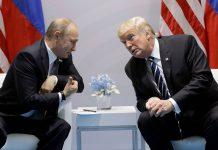 Trump Confronts Vladimir Putin on Election Hacking