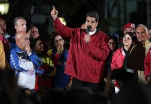 U.S. Targets Venezuelan President Maduro for Sanctions