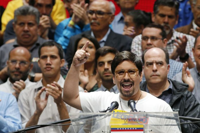 Venezuela's Opposition Called For A 24-Hour Nationwide Strike