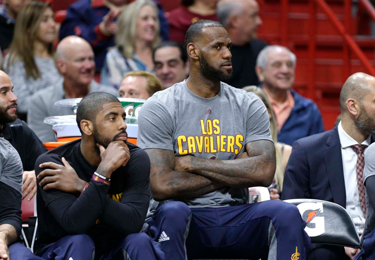 fb8cb48e55e LeBron James to Leave Cleveland Cavaliers in 2018 - Florida Daily Post