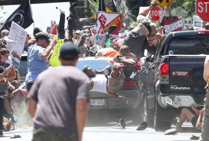 President Trump failed to Be President - #Charlottesville Riot