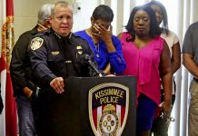 Two Florida Police Officers Killed in Kissimmee, Suspect Arrested at a Bar