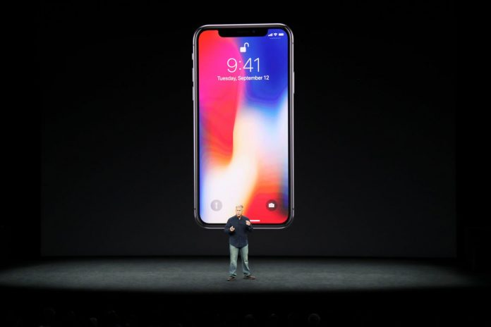 Apple Unveils a Redesigned, Edge-to-Edge Display iPhone X in Major Product Launch