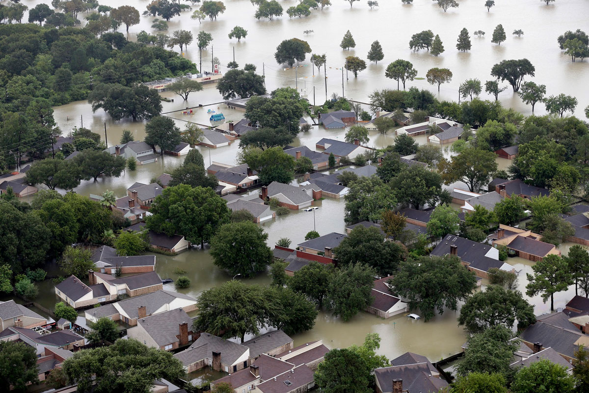 Texas Faces Long Recovery from Hurricane Harvey