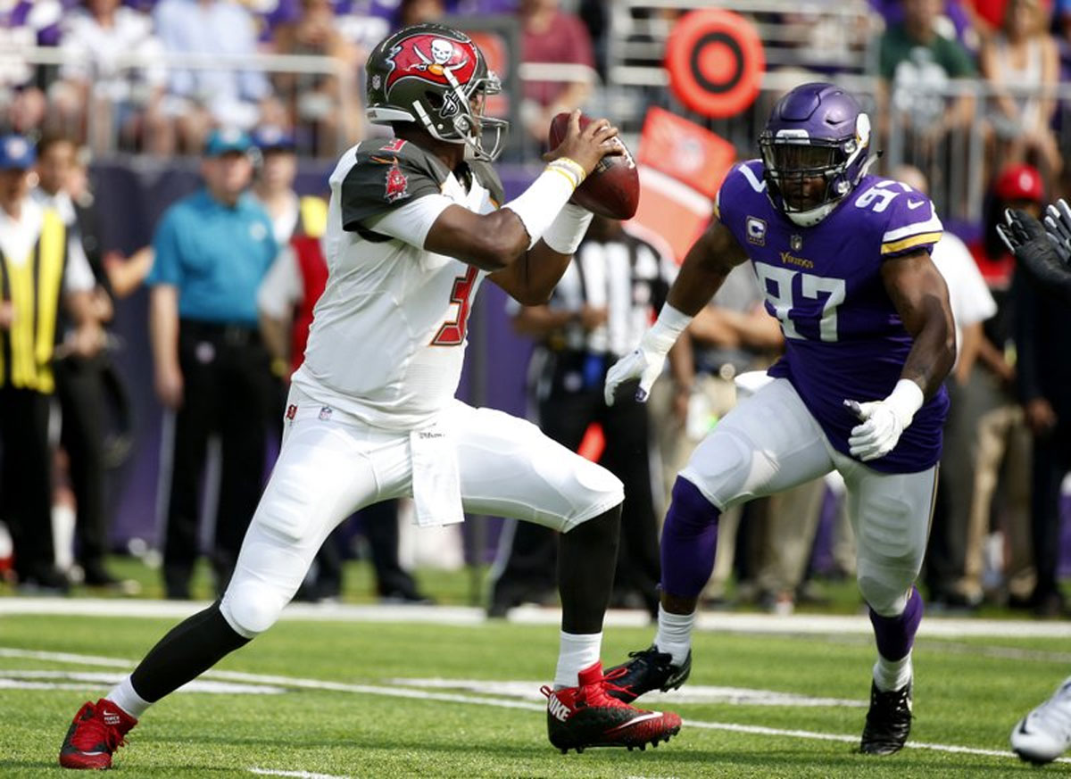 Bucs Go Backward in Loss to Minnesota Vikings Florida Daily Post