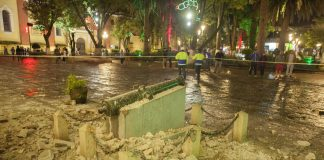 Death Toll Rises in Powerful Mexico Earthquake