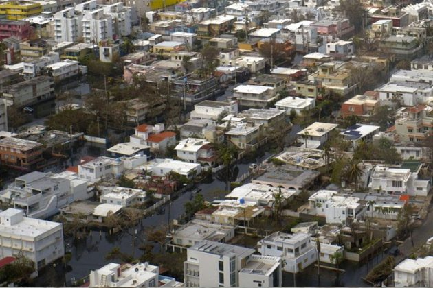 Photo Gallery: Devastation in Puerto Rico Following Hurricane Maria